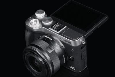 好马配好鞍 佳能微单EOS M6如何搭配镜头