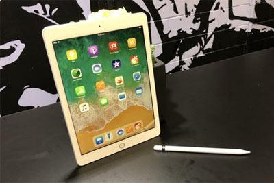 新款9.7英寸iPad国行上市 2388元起!