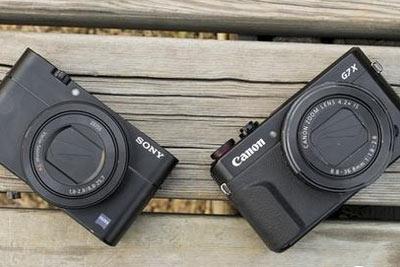 高效便携代表作 佳能G7 X II对比索尼黑卡