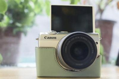 女生自拍新宠 带翻转屏的新款微单相机推荐