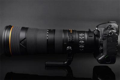超远摄变焦霸主 尼康AF-S180-400/4E评测