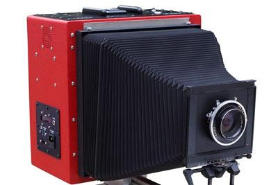 数码大画幅!largesense推出LS911相机