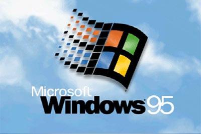 Windows 95开机音乐是在苹果Mac上完成制作的