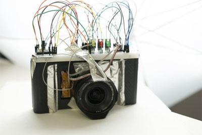 全面开源 索尼E卡口胶片相机LEX现身