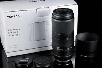 超长焦新选择 腾龙100-400mm f/4.5-6.3评测