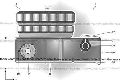 相机操控也智能 富士公布全新转盘专利