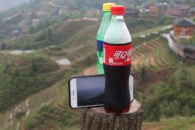轻摄影学堂 用手机也能拍摄光绘照片