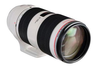 佳能或于下个月推出新款70-200mm F4L和F2.8L镜头