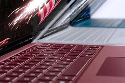 微软Surface Laptop推送Windows 10固件更新