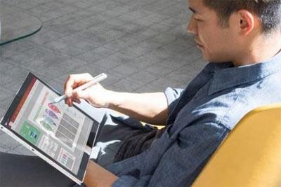 Surface眼馋iPad廉价 HP Elitex2却升级性能专攻政企