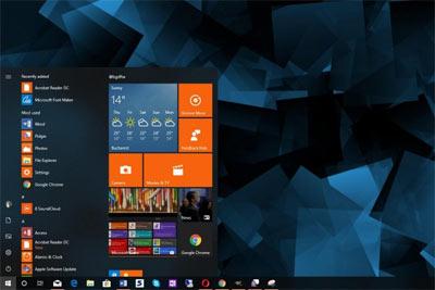 Windows 10 4月更新惹大祸:桌面配置完全丢失