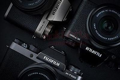 5月24日发布 富士X-T100首张外观图曝光