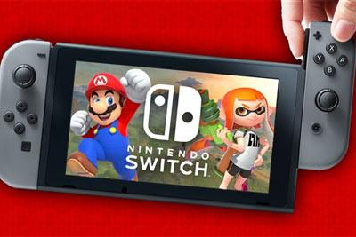 任天堂推出新款Switch:无底座便宜5000日元