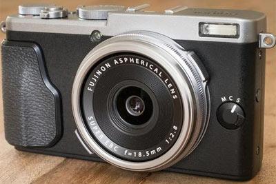 还有X80? 富士在海外注册新款相机