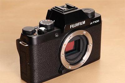 质感大提升/价格更美丽 富士X-T100相机评测