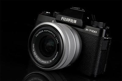 复古新时尚 富士无反相机X-T100评测