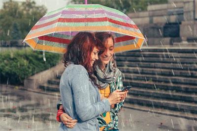 雨季来临不要慌 颜值性能兼具的防水手机推荐