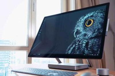 微软商城Surface Studio全型号售罄:新一代要来?