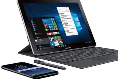 三星计划开发新一代Windows 10平板:将支持S Pen