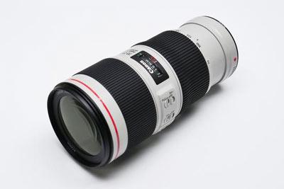 5级防抖素质大提升 佳能EF70-200mm F4L II镜头评测