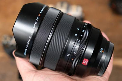 超广+远摄 富士将在本月发布新专业级镜头