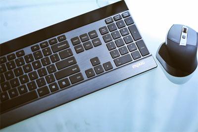 办公键鼠都是刻板不变?雷柏MT980无线键鼠套装评测