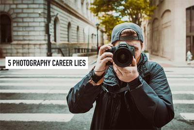 摄影师Evan Ranft分享五个最常见的摄影谎言