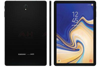 三星Galaxy Tab S4外观再曝 S Pen手写笔更粗大