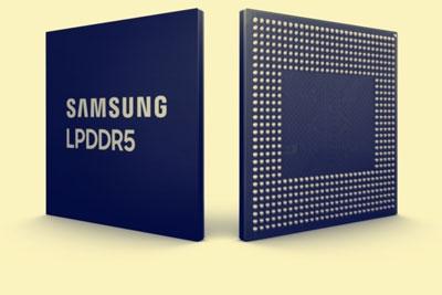 三星推LPDDR5内存芯片 采用10nm级工艺