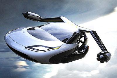 量产飞行汽车19年开卖 由沃尔沃旗下Terrafugia制造