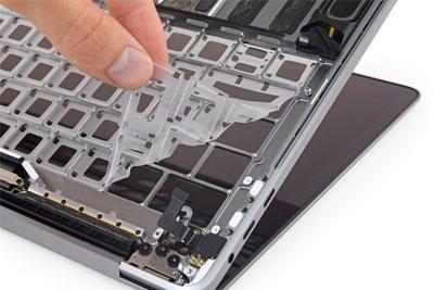 MacBook Pro 2018款自带的键盘防尘膜真的有用吗?