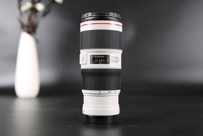 多方位的提升 佳能EF 70-200mm f/4L IS II USM评测