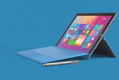 4岁的微软Surface Pro 3获最新系统更新推送