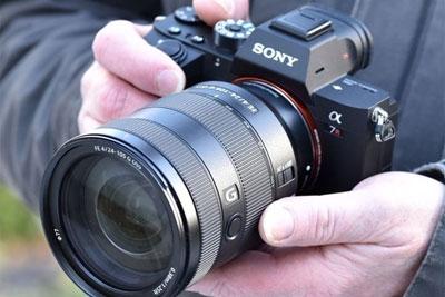够专业才是摄影师之选 电商数码节相机推荐