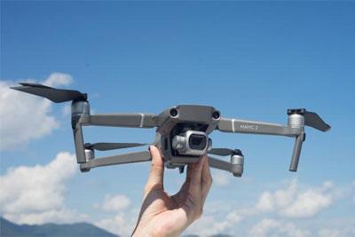 大疆Mavic2无人机上手 让人折服的不仅是第9个摄像头