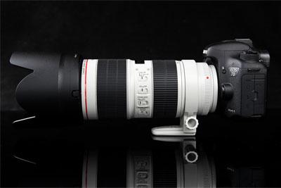 专业摄影师必备 佳能70-200mm f/2.8L IS III评测
