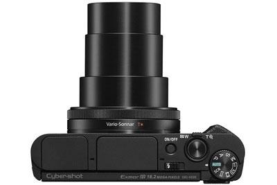 索尼新款HX99/HX95相机亮相IFA 2018