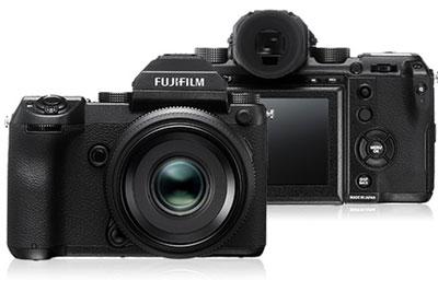 平价中画幅相机 富士GFX 50R首张图片泄露