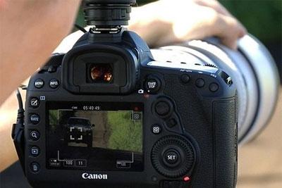 迷你版5D4 佳能全画幅微单新品前瞻