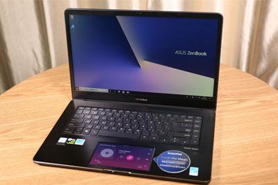 笔记本发展新思路 华硕灵耀X Pro双屏幕笔记本评测