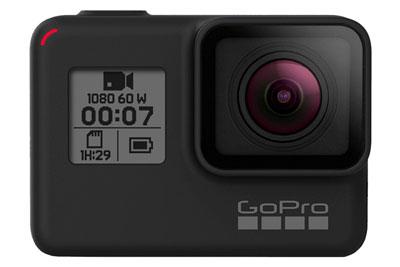 GoPro新款Hero 7运动相机规格曝光