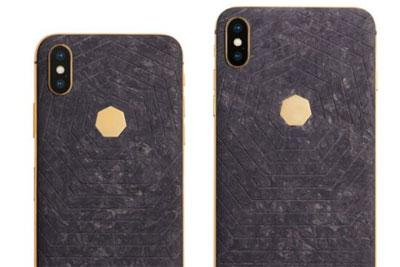 "iPhoneXS""兰博基尼版""售价惊人 纯金款34万人民币"