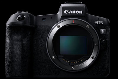 佳能工程师回答有关EOS R相机的问题