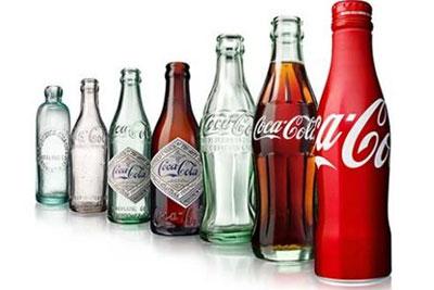 可口可乐Logo百年进化史