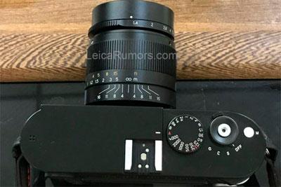 七工匠即将发布新款徕卡M口28mm f/1.4镜头