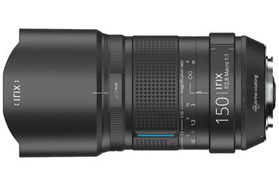 Irix发布新款150mm f/2.8 MACRO微距镜头