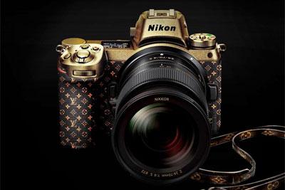 极致奢华 尼康将推LV限量款Z7相机?
