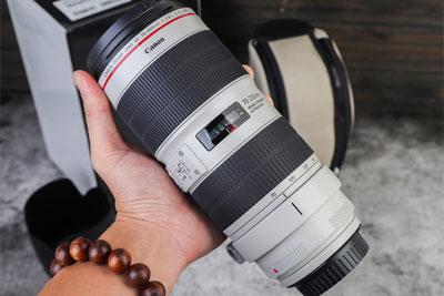逆光人像镜皇 佳能70-200/2.8L IS III镜头评测
