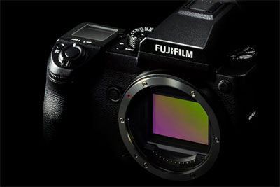 富士更新G卡口镜头路线 新增三款镜头