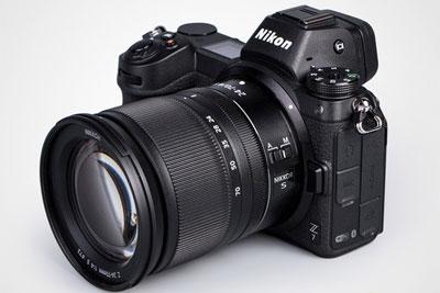 佳能/尼康/索尼 三款全画幅微单相机推荐